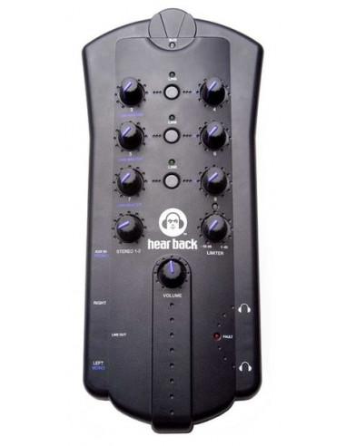 Adaptador pie micro para Hear Back mixer