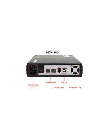 "HDX 800 triple puerto 3.5"" 2 Tb"