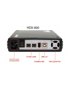 "PDX 800 triple puerto 2.5"" 1 Tb"
