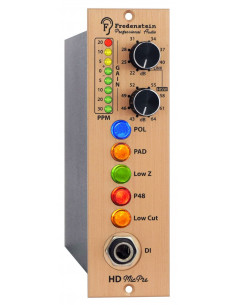 Fredenstein HD preamp