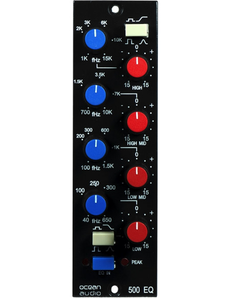 Ocean Audio  EQ One
