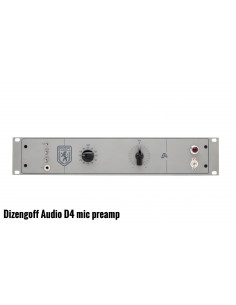 Dizengoff Audio D4