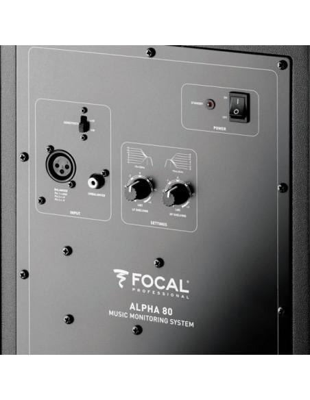 Focal Alpha 80