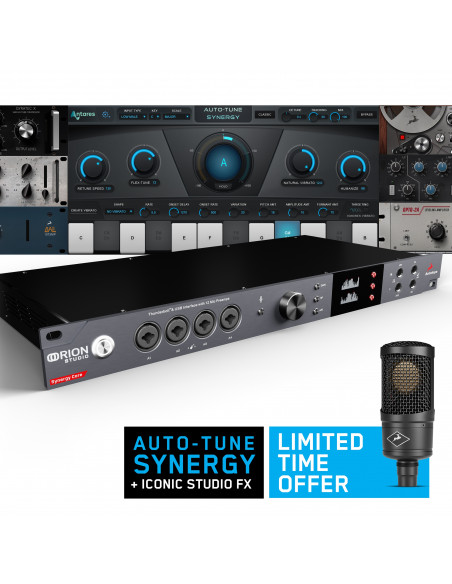 Antelope Audio Orion Studio SC