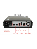 "HDX 800 triple puerto 3.5"" 500 Gb"